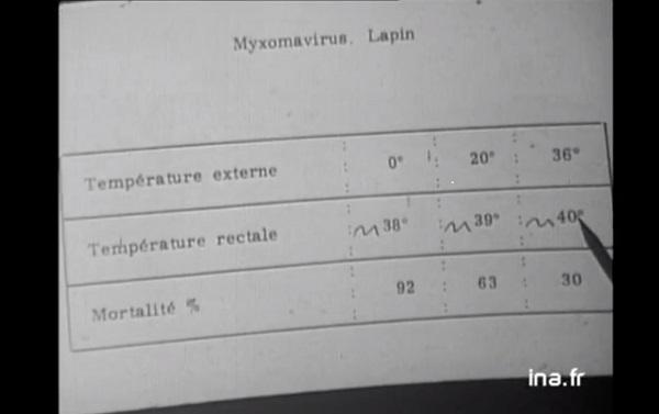 tableau temperature