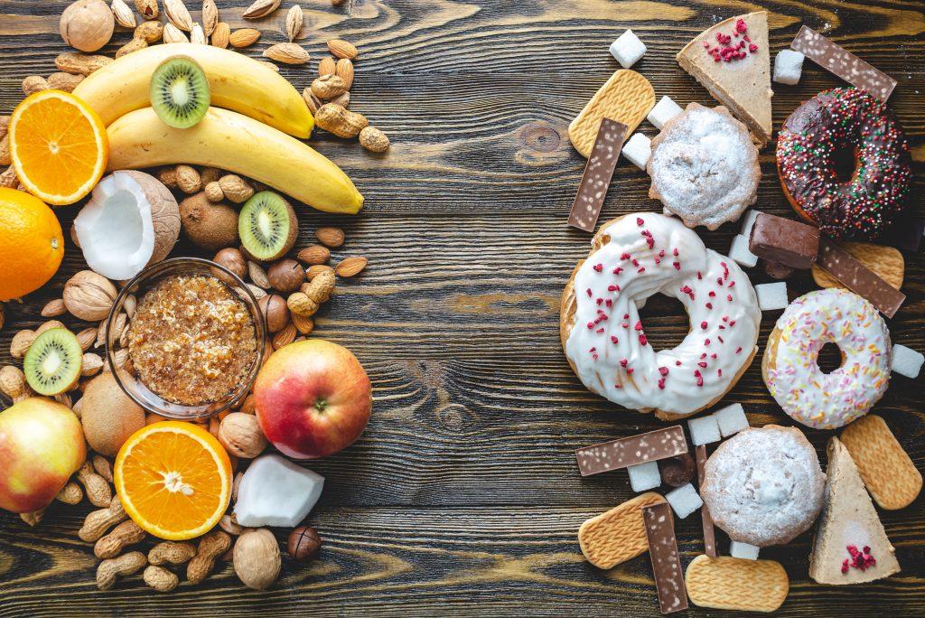 Devez-vous réduire les sucres ou les graisses ?