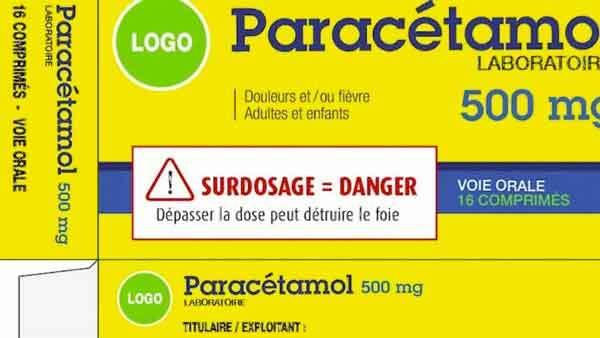 Medicament Paracetamol